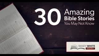 King Og of Bashan | Deuteronomy 3:1-13 | 30 Amazing Bible Stories You May Not Know