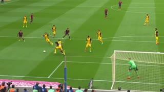Alexis Sanchez amazing goal