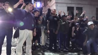 Proud Boys Attack Antifa After Event
