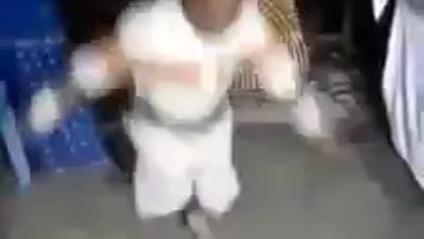 comic video of the boy