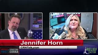 Did Ben Shapiro really vote for Hillary? Jennifer Horn with Sebastian Gorka One on One