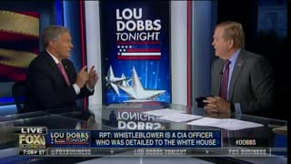 Mark Meadows speaks with Lou Dobbs about complaint