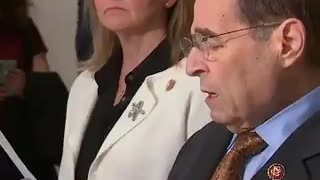 Jerry Nadler holds press conference about Barr's press conference