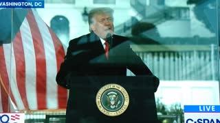 President Trump explains how Democrats ranthe 2020 election