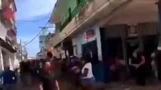 Protestas contra el gobierno de Cuba