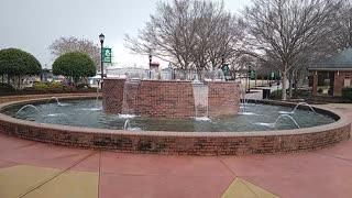 the Dancer Fountain