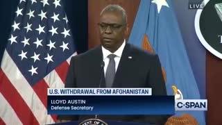 Secretary of Defense calls Afghanistan evacuation heroic