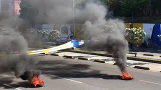 Jornada de paro en Bucaramanga