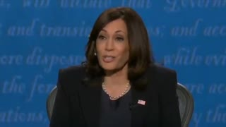 Kamala Harris Says She Will Not Take COVID Vaccine if Recommended by President Trump