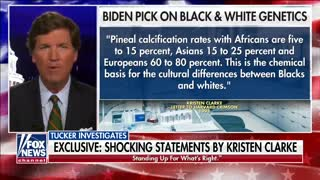 Tucker Completely EXPOSES Biden's DOJ Civil Rights Pick In SCORCHING Segment