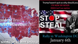 Biggest Rally Ever! #StopTheSteal January 6th