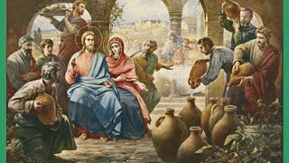 Meditations on the Second Luminous Mystery- Jesus Turns Water into Wine