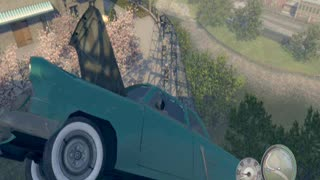 Mafia 2 - Getting to a secret place through invisible wall