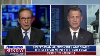 FOX Chris Wallace States It's Republicans That Want To Defund The Police