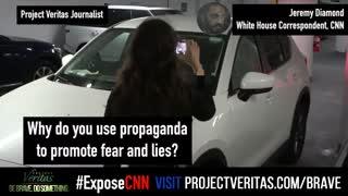 Project Veritas Humiliates CNN White House Reporter