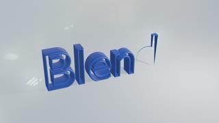Blender Text-Animation