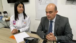 Reporte del Ministro de Salud