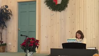 2020 Christmas Service