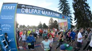 2015 Colorado Colfax Marathon