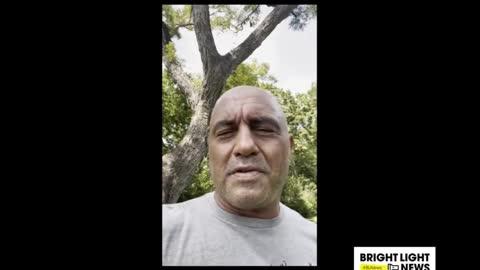 Double Vxd Oscar De La Hoya VS Joe Rogan's Alternative Treatments