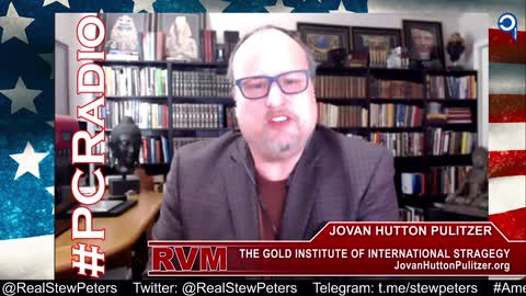 Jovan Hutton Pulitzer EXCLUSIVE! - 2020 Is NOT Over! | PC Radio with Stew Peters