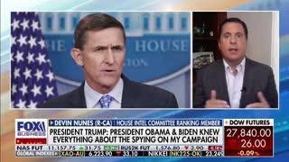 Congressman Devin Nunes On The Career Of Gen. Flynn   The Washington Pundit