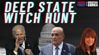 Deep State Witch Hunt. Sebastian Gorka on AMERICA First