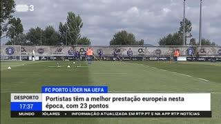 "Jornalista chama ""ladrões"" ao FC Porto"