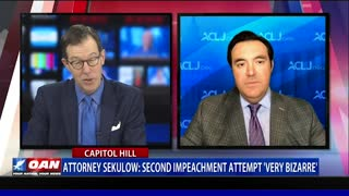 Attorney Sekulow: Second impeachment attempt 'very bizarre'