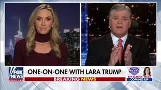 Lara Trump: 2020 election 'really incredible' for Republican women