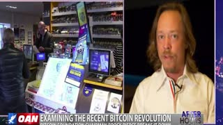 After Hours - OANN Future of Bitcoin with Brock Pierce
