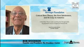 Activist Bob Woodson: 'Lethal' critical race theory judges skin color rather than character