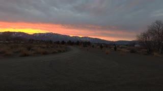 Nevada sunset 81120