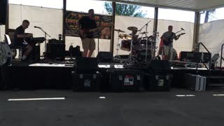 Blue August - A Girl Like You (Smithereens Cover) @ Madison County Fair - July 15th 2017