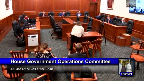 Testifying To Oppose HB-4822 To Fight Worker's Comp Fraud