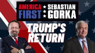 Trump's Return. Conrad Black with Sebastian Gorka on AMERICA First