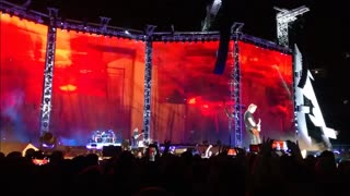 Metallica Master Of Puppets LIVE - Baltimore 2017