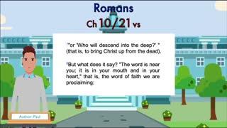 Romans Chapter 10