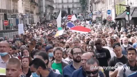 31/07/2021 FRANCIA PARIGI ORE 16:00