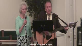 Special Song - Wait A Little Longer Sweet Jesus, by Franklin Bryant, Maxine Bryant, 2014