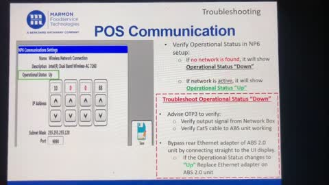ABS 2.0 Videos on Troubleshooting