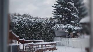Snowfall Snowfall canada