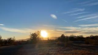 Sunset 1/3/2021