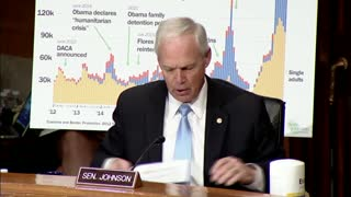 Senator Johnson at Homeland Security and Governmental Affairs Senate Committee Hearing on 9.21