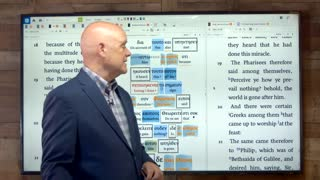 The Gospel of John | Session 49 | John 12:12-19