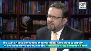 Trump will appoint Sebastian Gorka to National Security Education Board