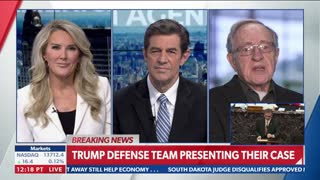 'I Have No Idea What He's Doing': Dershowitz Rips Trump Attorney During Defense Opener