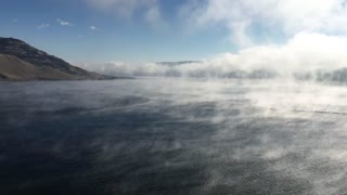 Lake Roosevelt in Washington State