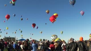Albuquerque balloon festival, 2013