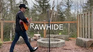 Rawhide - guitar cover